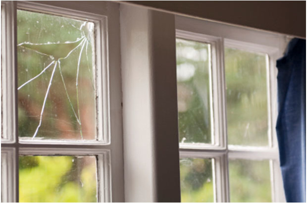 Bear glass commercial and residential glass repair bear for Residential window replacement