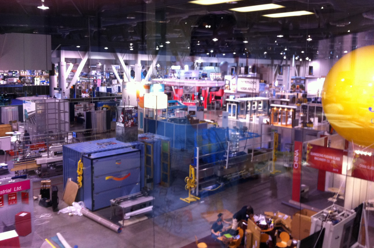 Bear glass at glassbuild america bear glass blog for Ged integrated solutions