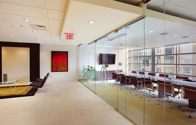 Bear Glass Interior Partitions