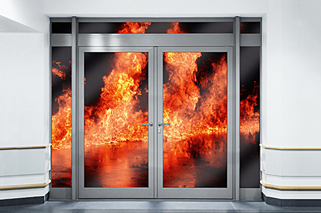 Fire Rated Glass : An introduction to fire rated glass bear