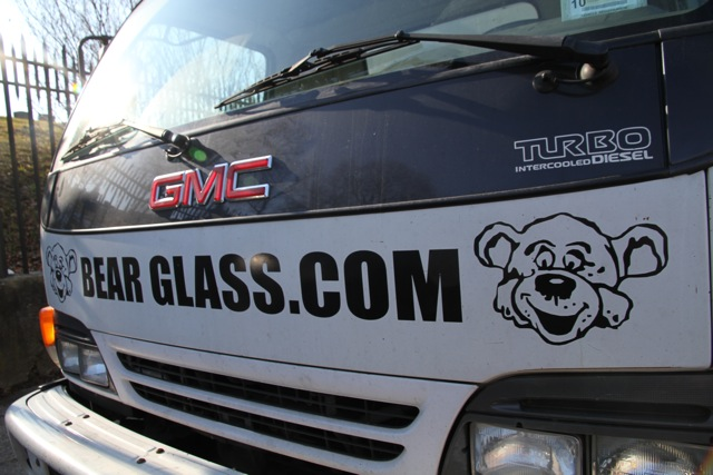 Truck represent workforce on which all glass and glazing companies rely