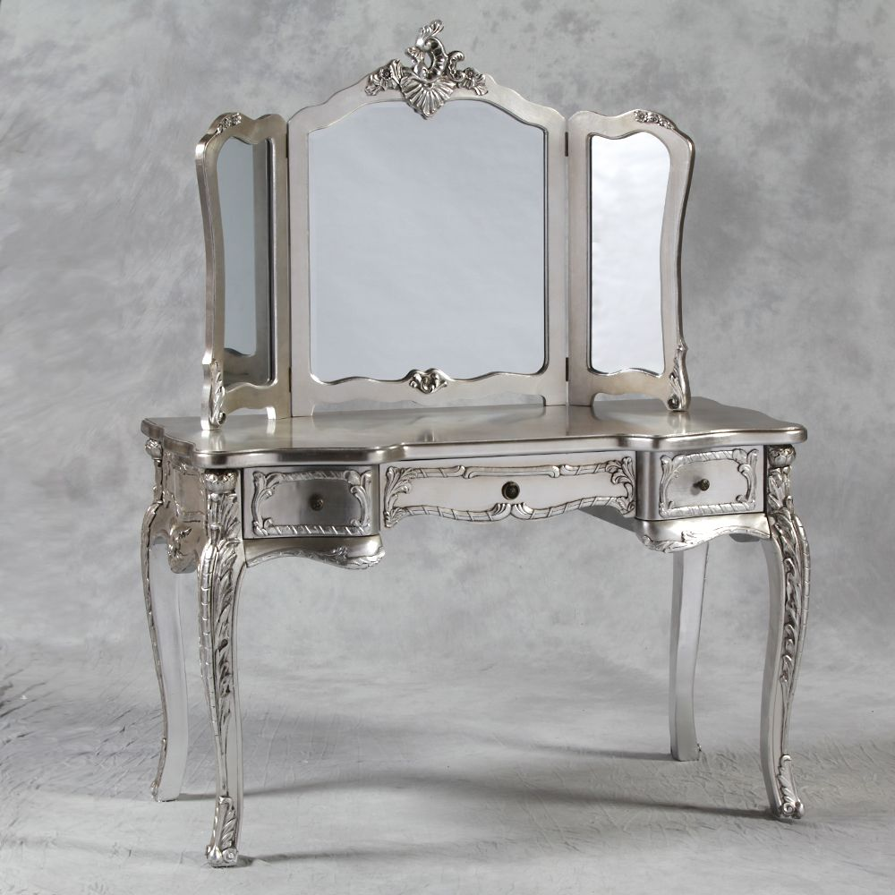 Ith Mirror Antique White Or Gold 2