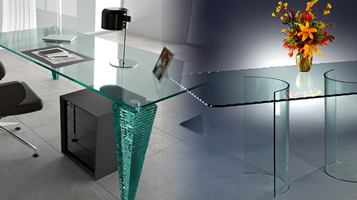 A Glass Tabletop Can Change Your Interior Decoration