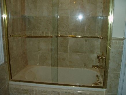 Curved Glass Shower Doors