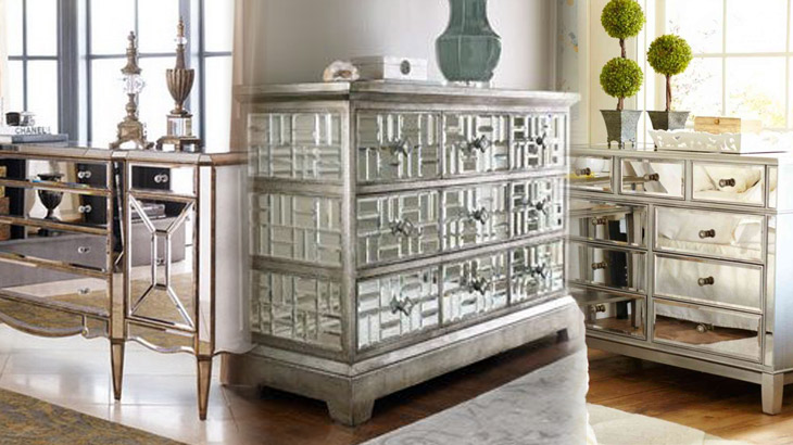 Mirrored Furniture Home Design Product Bear Glass Blog