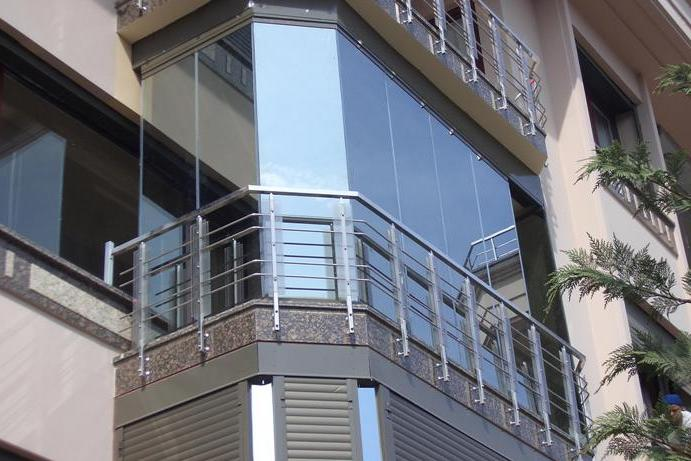 laminated glass pannel