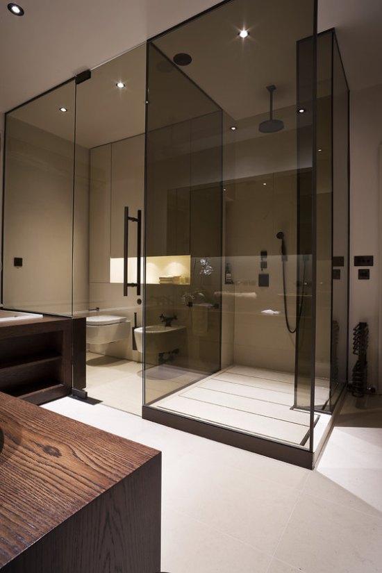 Modern Shower Door Glass Trends Bear Glass Blog