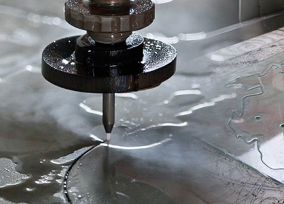 Image result for Water Jet Cutting