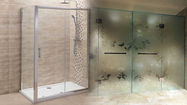 Shower Door shower door glass types : Variety Of Shower Enclosure By Bear Glass