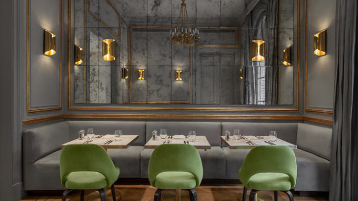 Greatest Antique Mirror for Modern Hospitality | Bear Glass Blog XF45