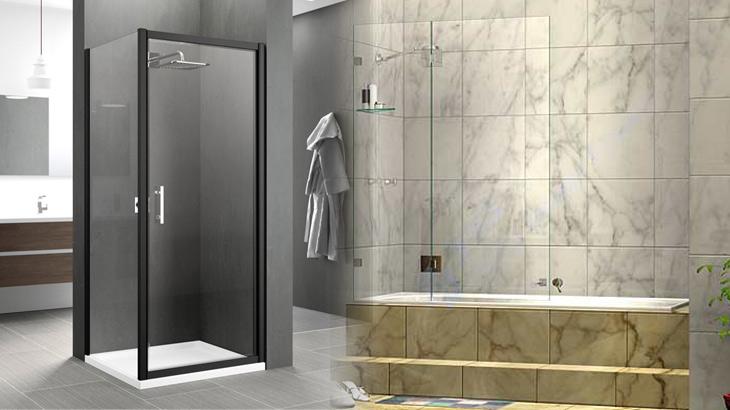 Custom Shower Door Ny Bear Gl